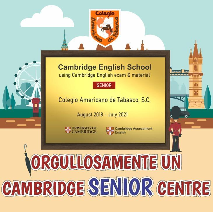 Orgullosamente un Cambridge SENIOR Centre Featured Photo