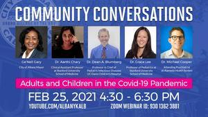 Community Conversations Feb 25th