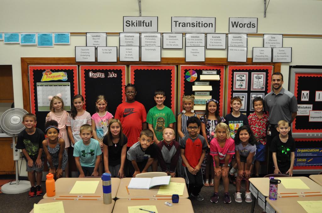 Mr. Whited's 3rd grade