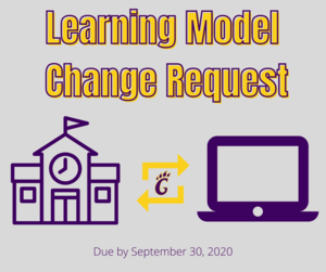 Learning MOdel change request