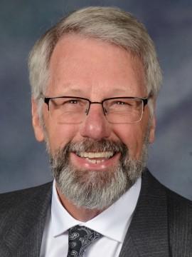 Board member Tom Strand