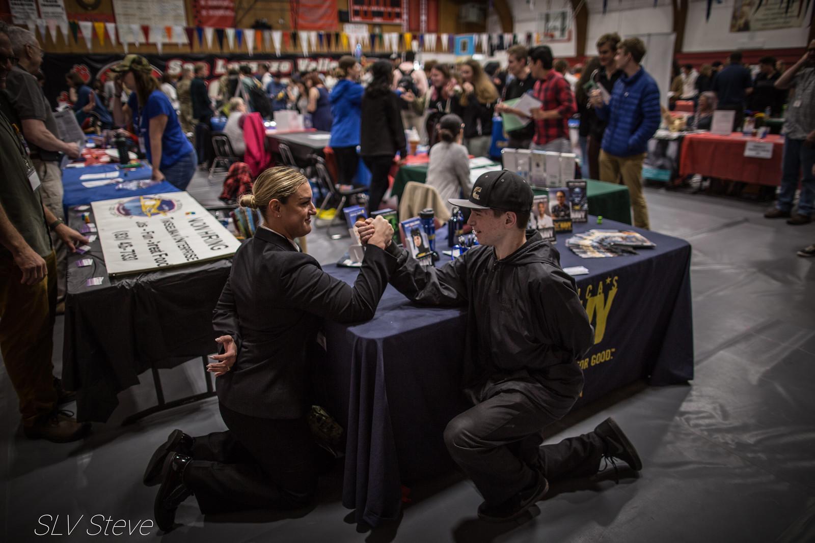College & Career Fair 2019