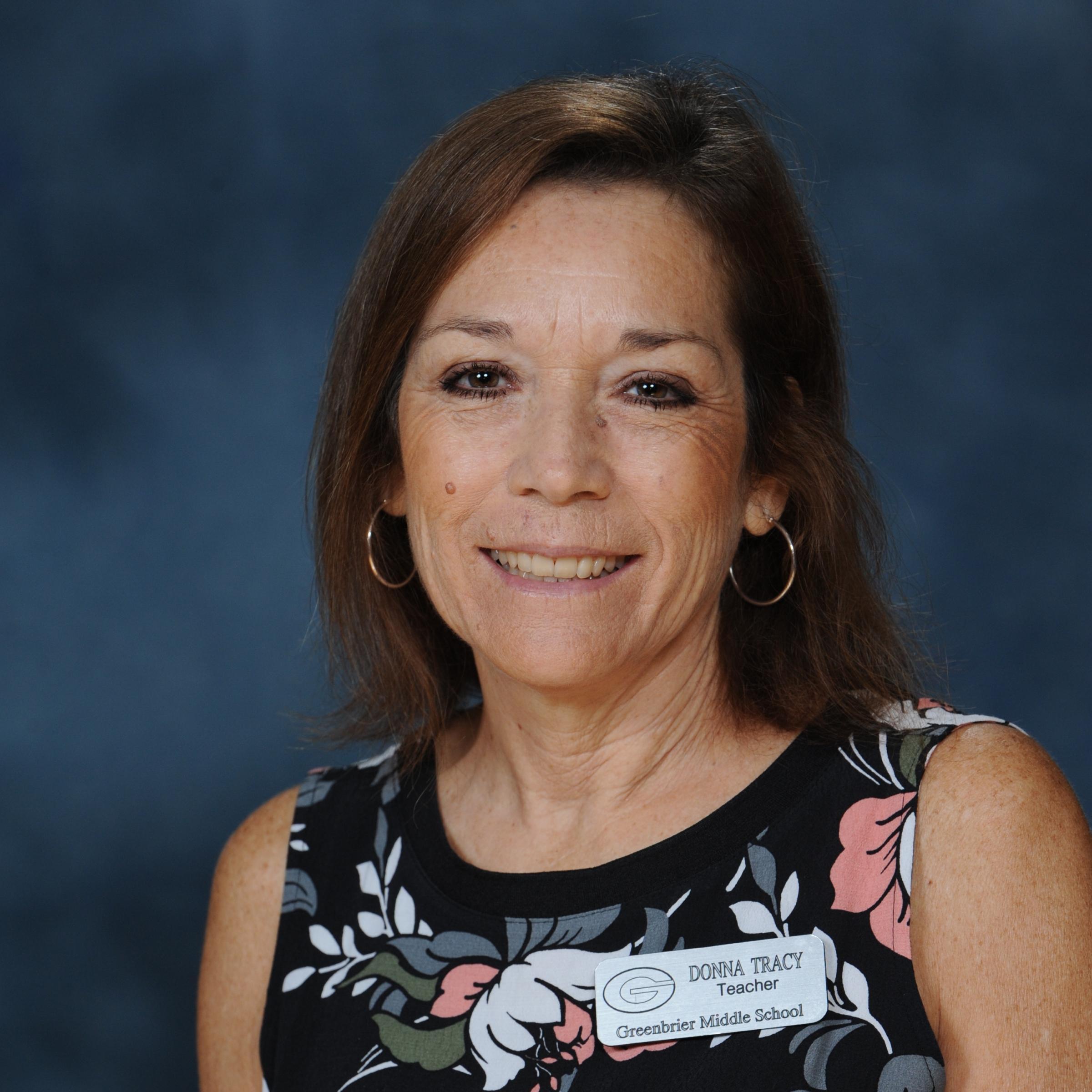Donna Tracy's Profile Photo