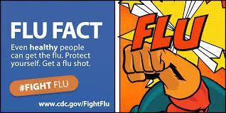 FIGHT THE FLU FRIDAYS Image