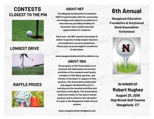 NEF golf tournament