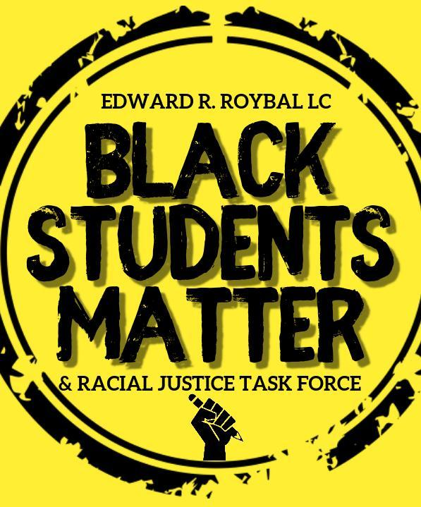 BLACK STUDENTS MATTER & RACIAL JUSTICE TASK FORCE Thumbnail Image