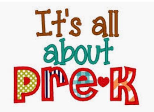 Register for PreK Today! Thumbnail Image