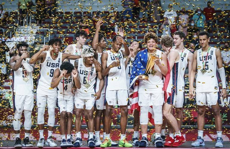 Team USA Wins 2021 FIBA U19 World Cup Featured Photo