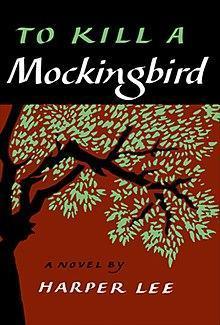 To Kill a Mockingbird Book Image