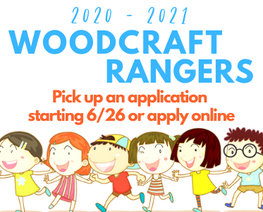 2020-2021 Woodcraft Rangers After-School Program Thumbnail Image