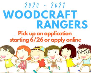 2020-2021 Woodcraft Rangers After-School Program