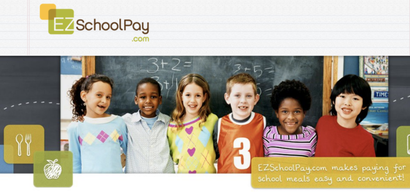 New Lunch System:  EZSchoolPay Featured Photo