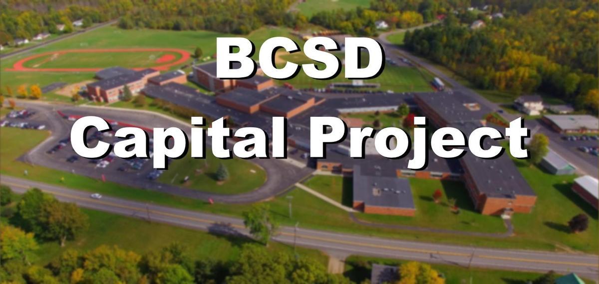 BCSD Campus Aerial View