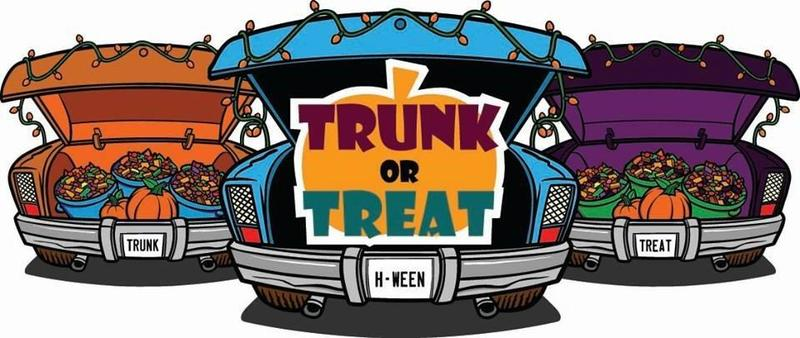 VHS Trunk or Treat
