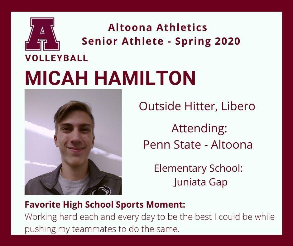 Micah Hamilton