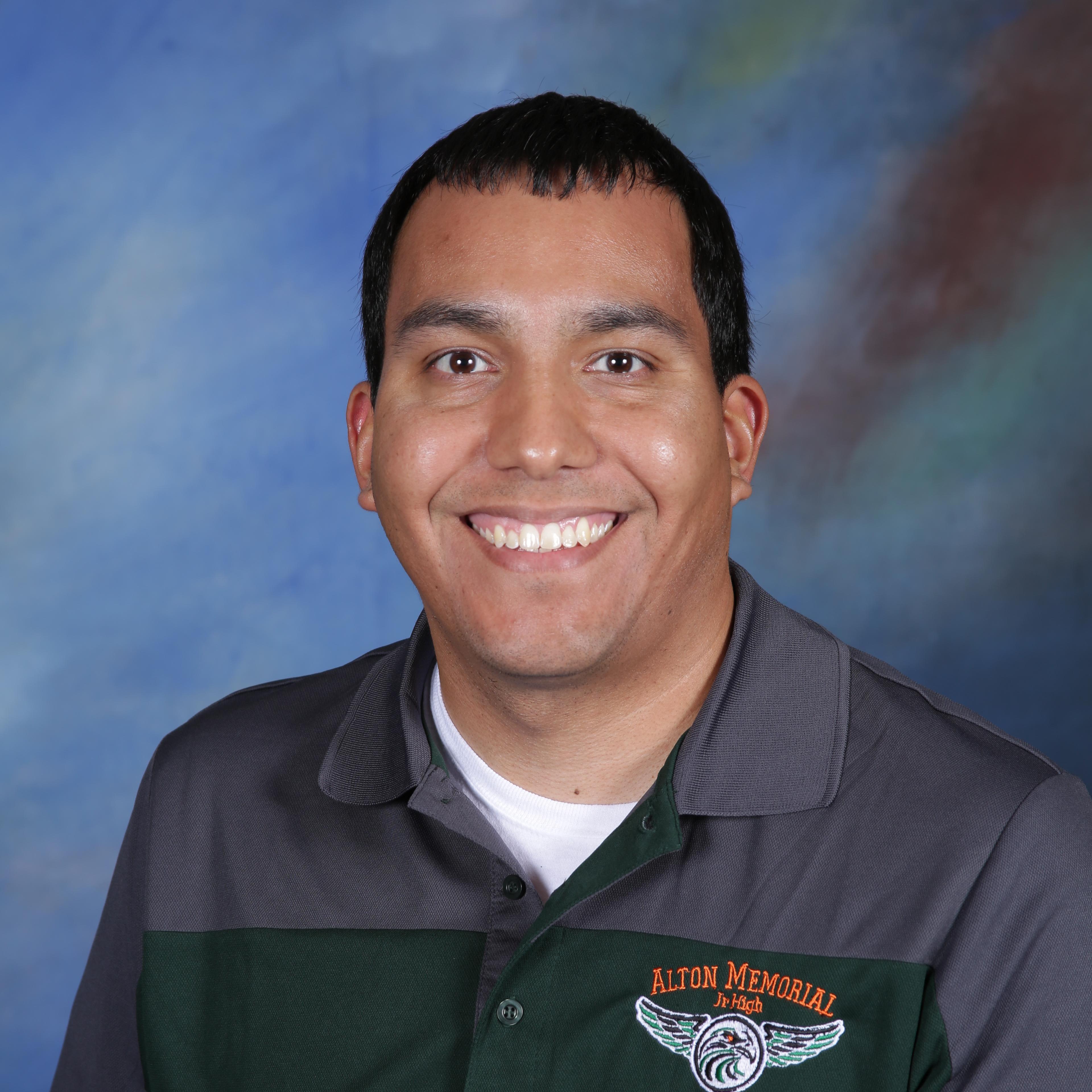 Benjamin Vela's Profile Photo
