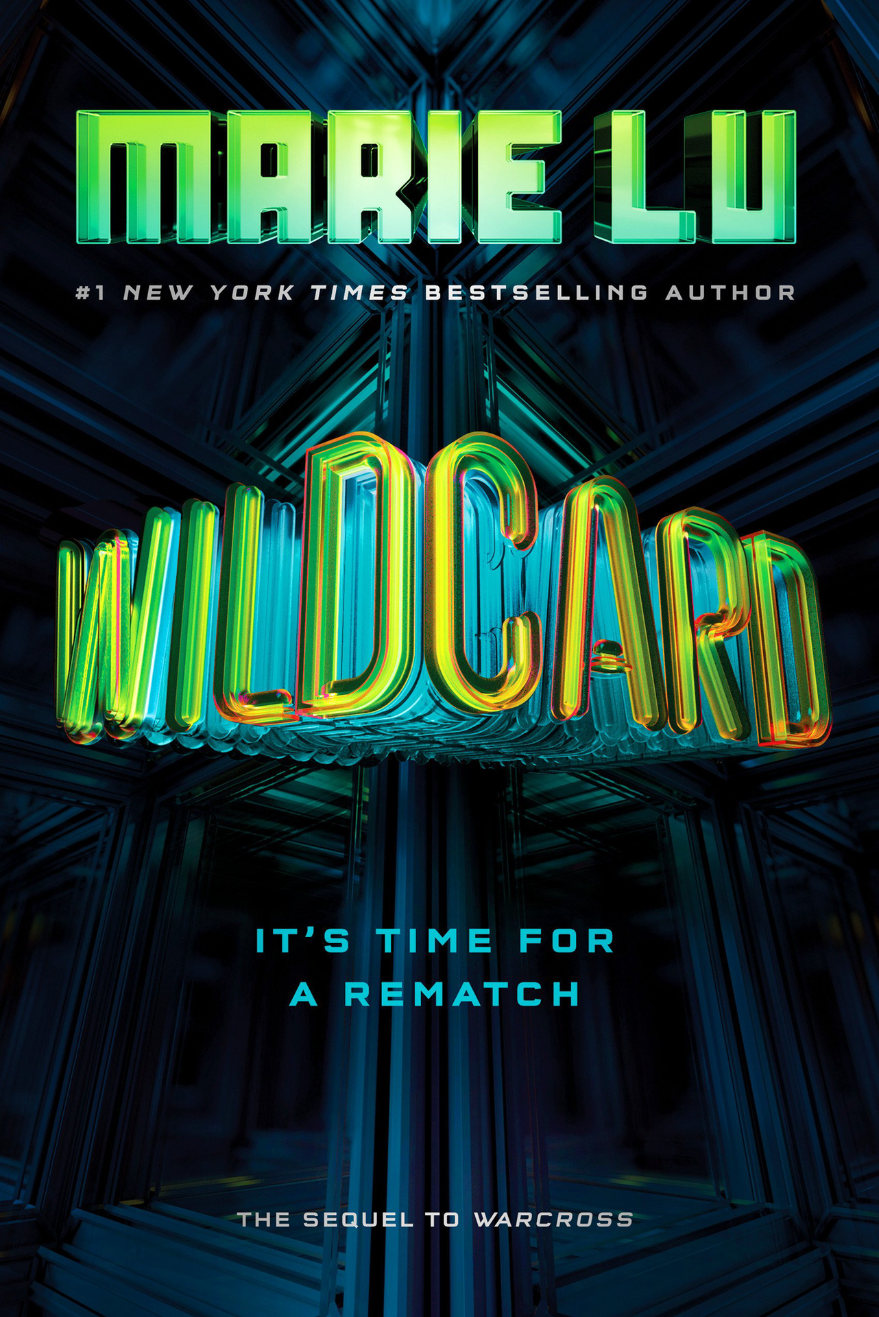 Book cover for Wildcard