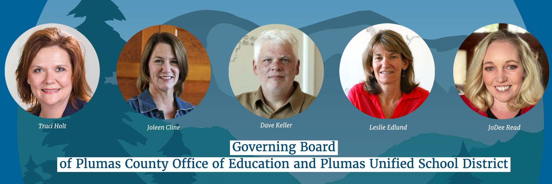 Governing Board PCOE and PUSD