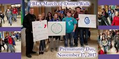 FBLA March for Dimes