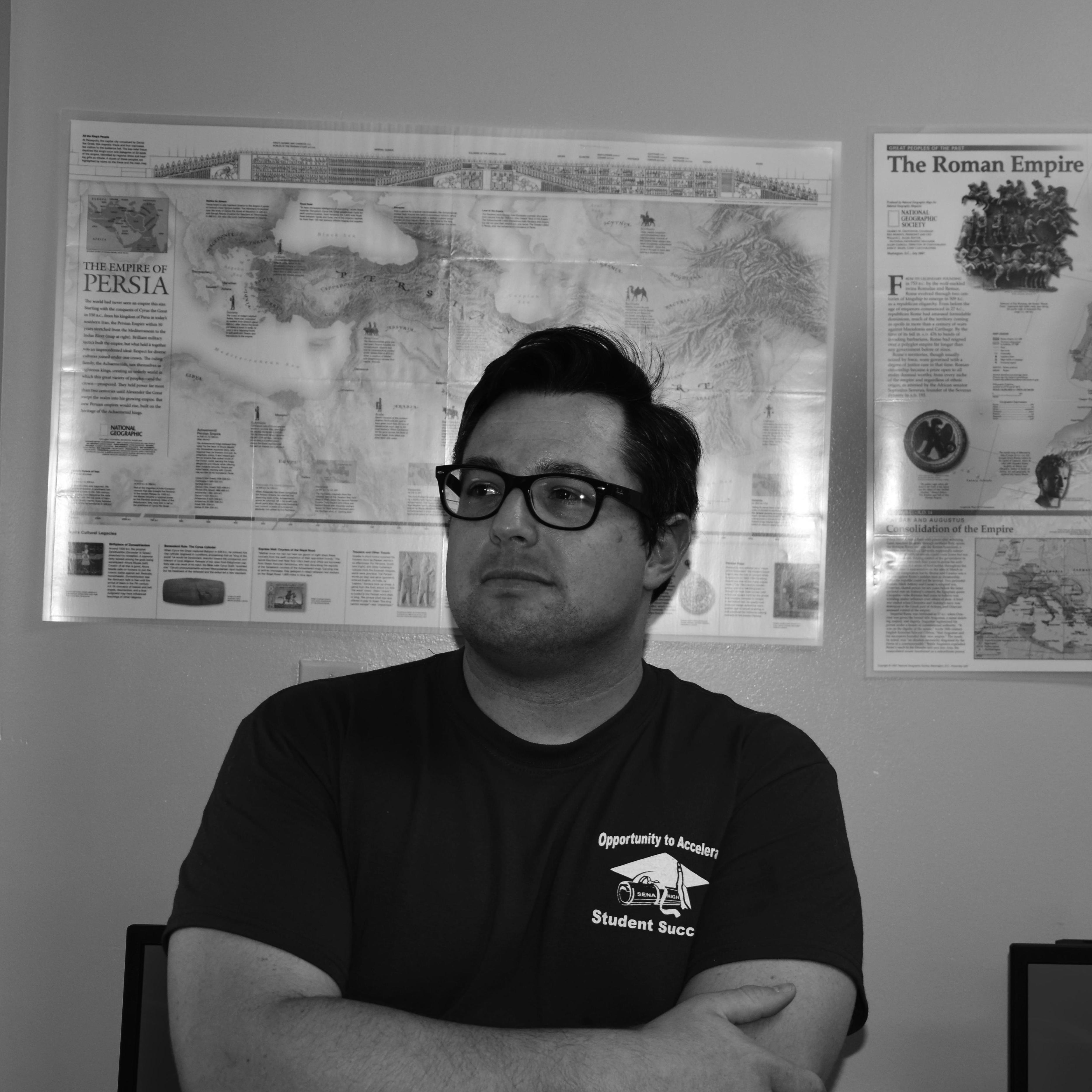 Dr. Keenan Baca-Winters's Profile Photo
