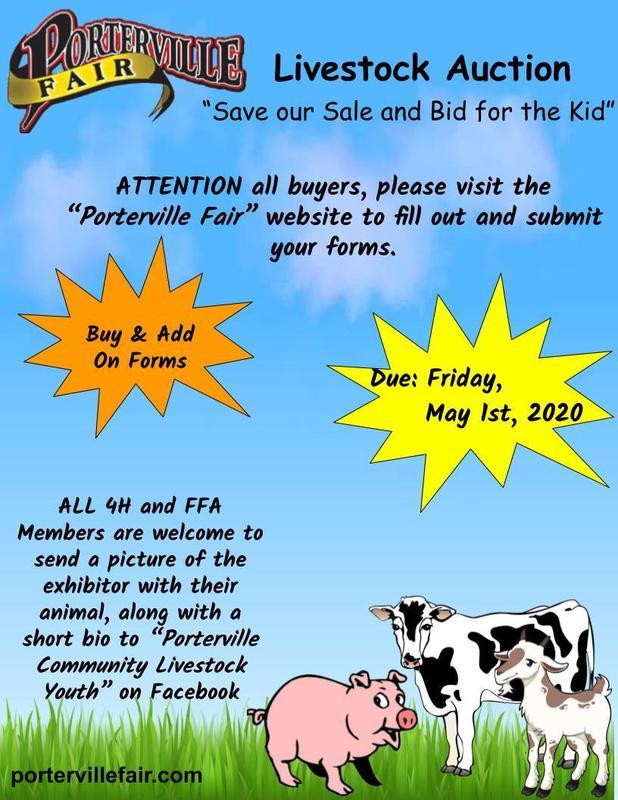 FFA Auction Info