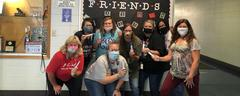 Middle School spreads a little kindness