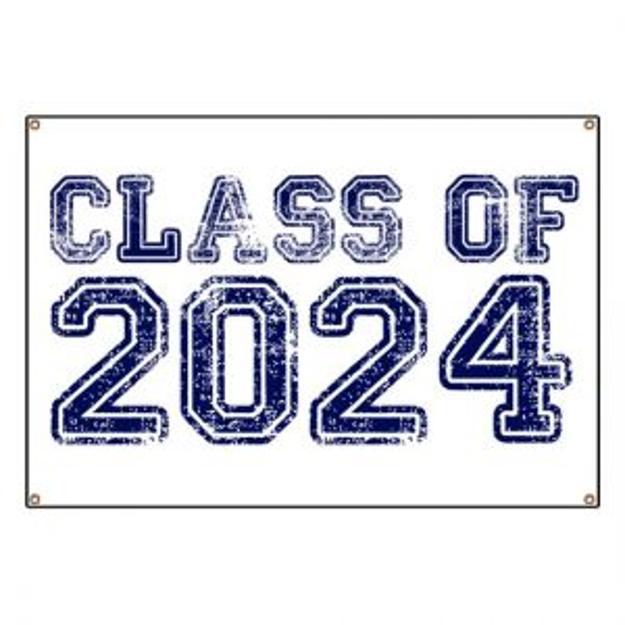 Class of 2024 logo