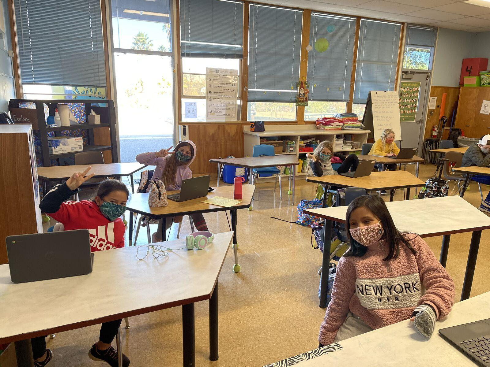 classroom learning in cover