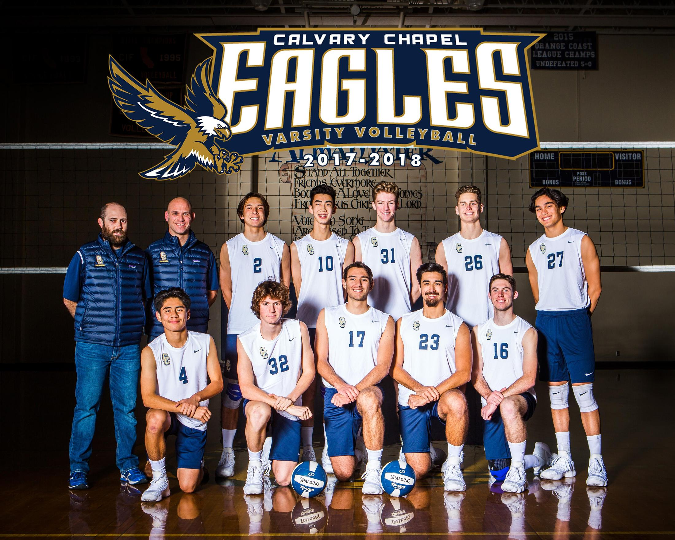 Athletic Teams/Schedules – Athletics – Calvary Chapel High