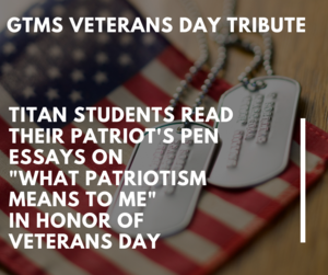 Veterans Day Patriots Pen Essay Videos