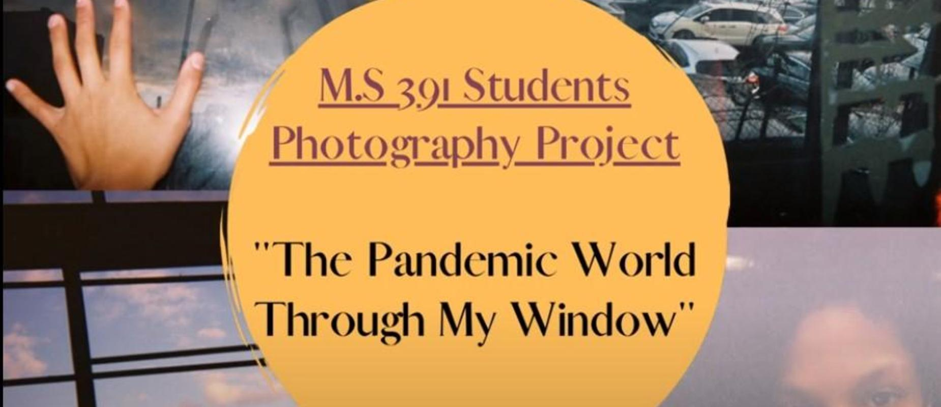 MS 391 Photography Project