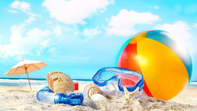 Have a Wonderful Summer Break! Thumbnail Image