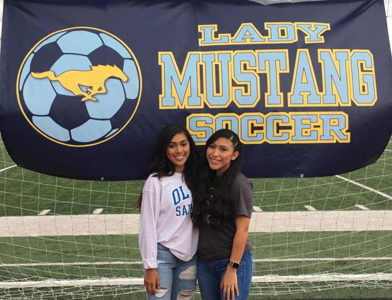 Lady mustang soccer signings