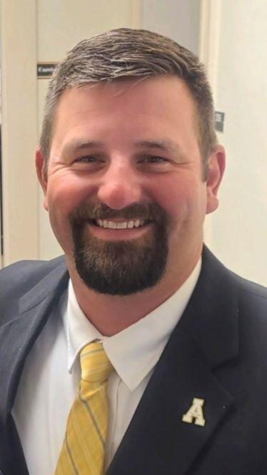 Assistant Principal Sidney Cecil