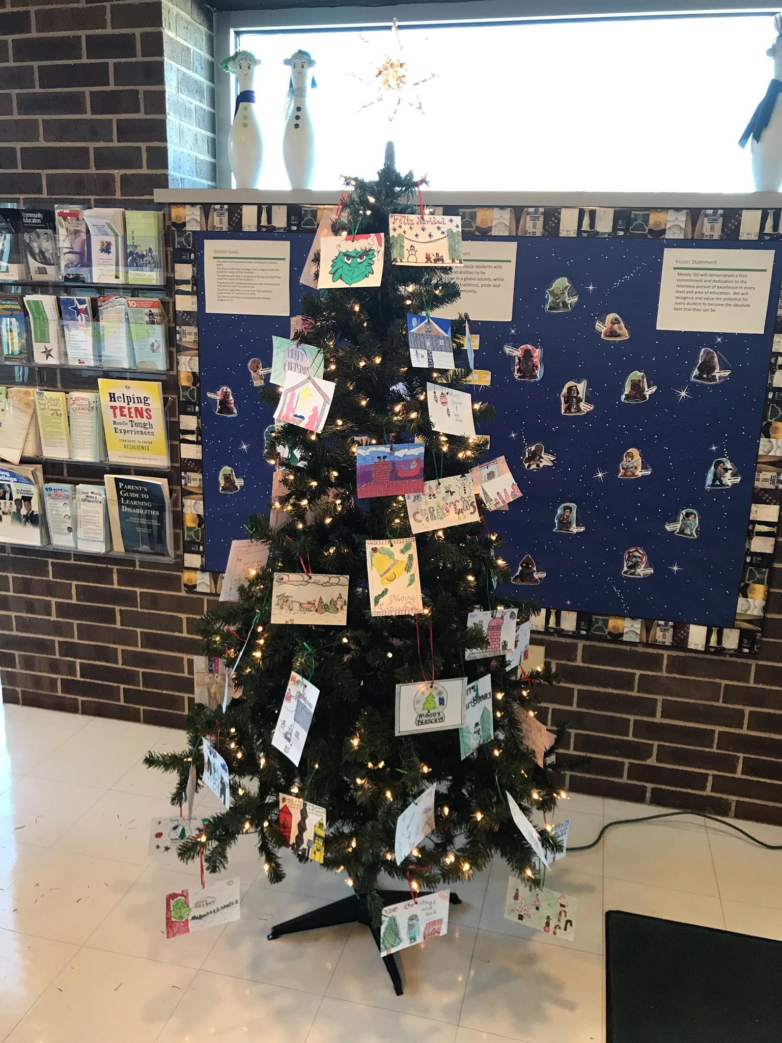 MS CHRISTMAS TREE