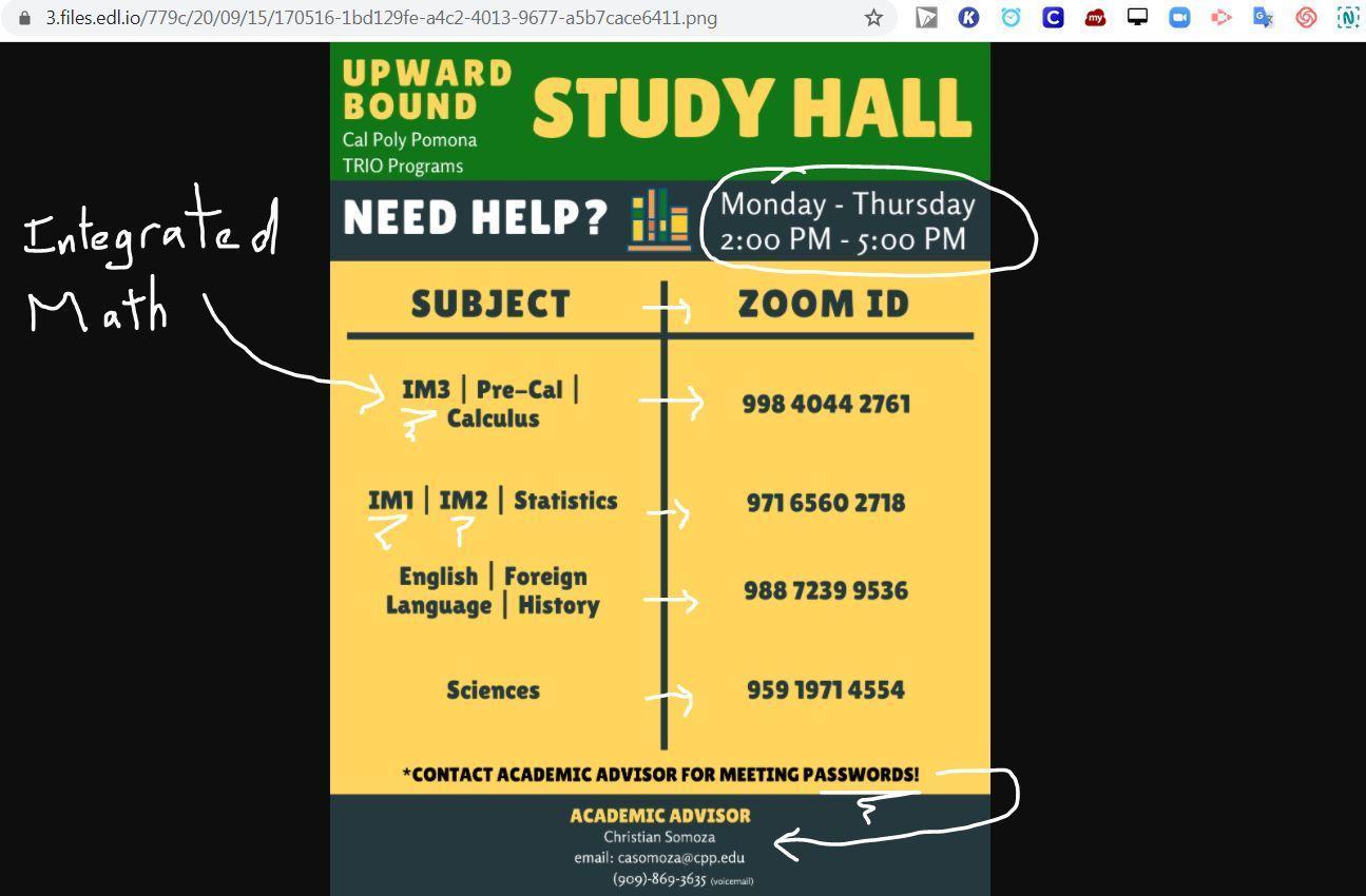 UB Study Hall