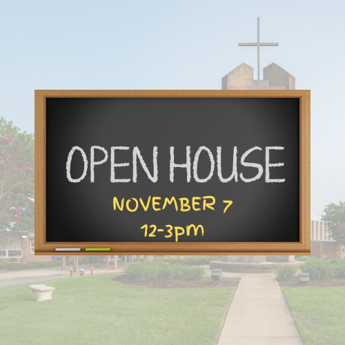 Prospective Family Open House - Nov. 7 Featured Photo