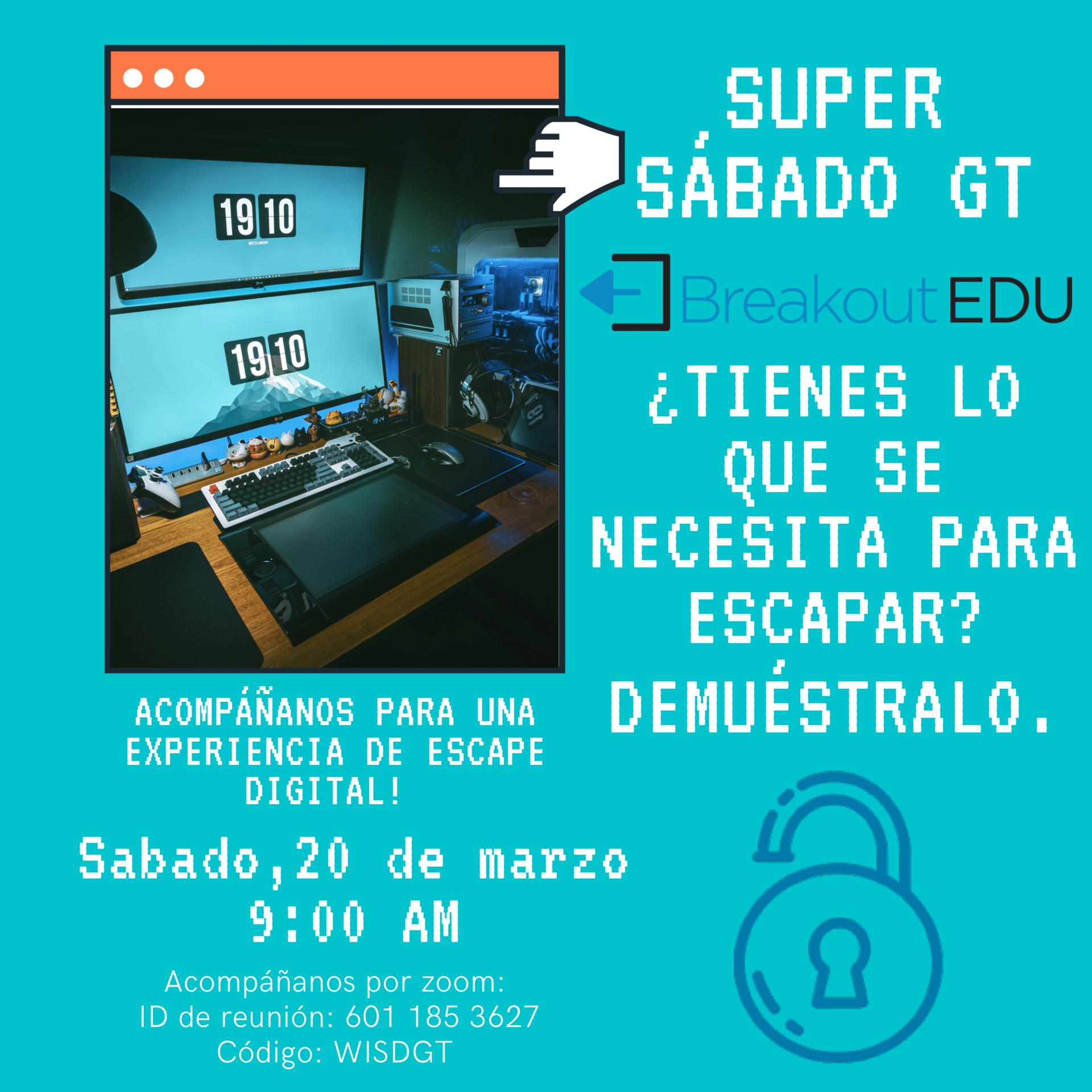 GT Super Sabado en 20 de marzo