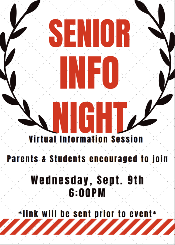 Senior Info Night
