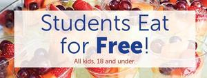 Students Eat for Free!