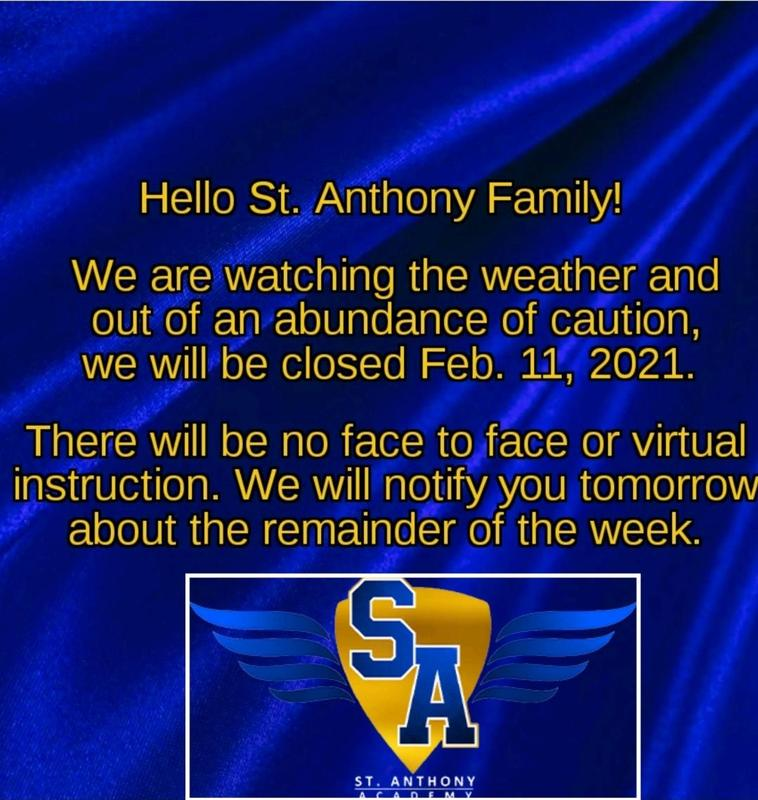 No School February 11, 2021 Featured Photo