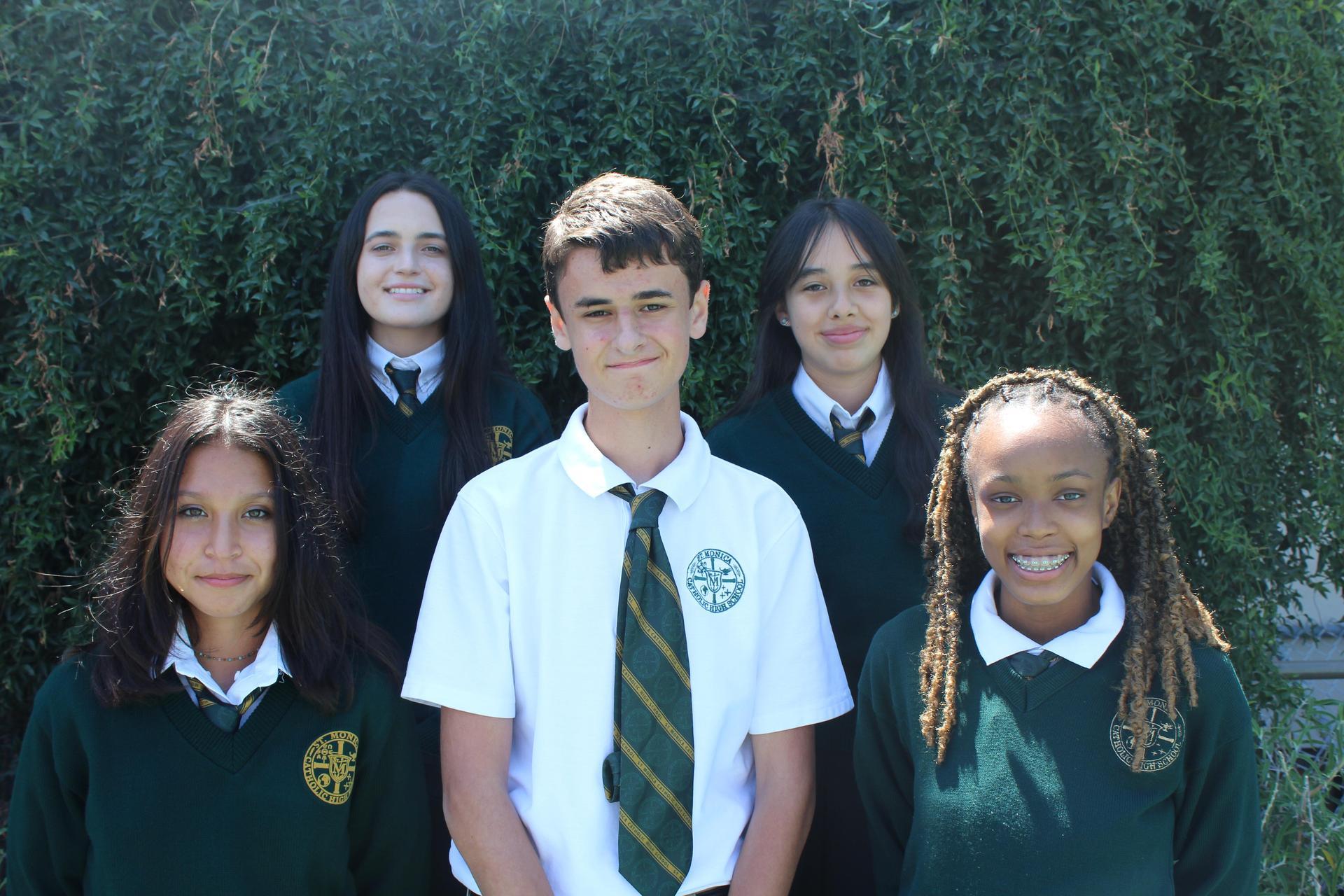 Sophomore Class ('23) Council