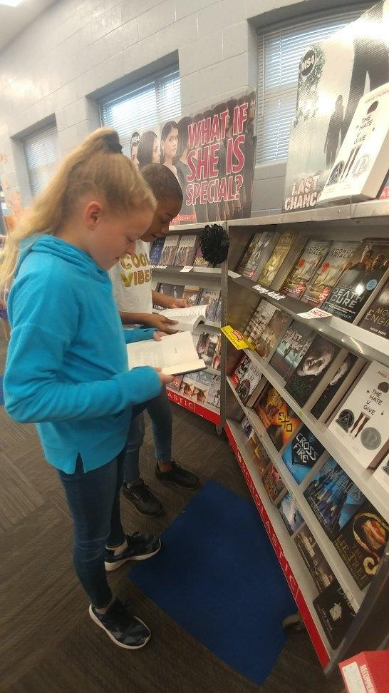 The Rocky Fork Book Fair!