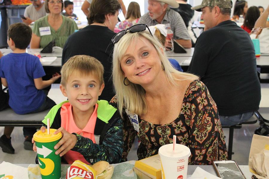CES Grandparents Day 2017