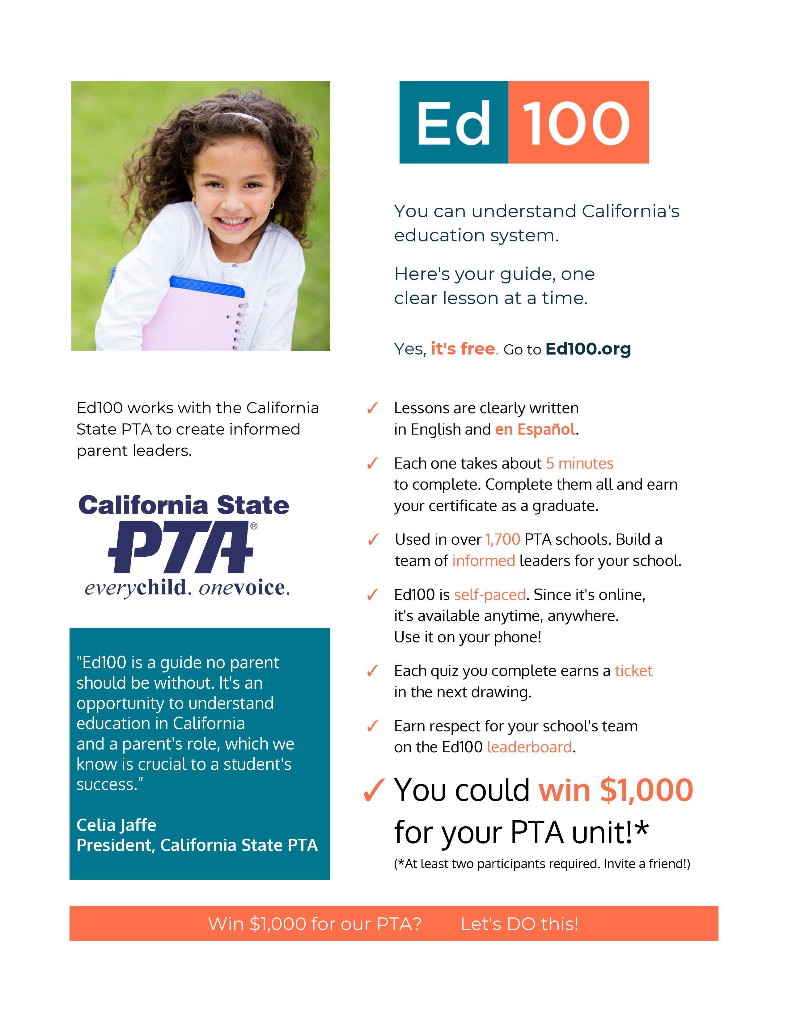 Ed 100 English