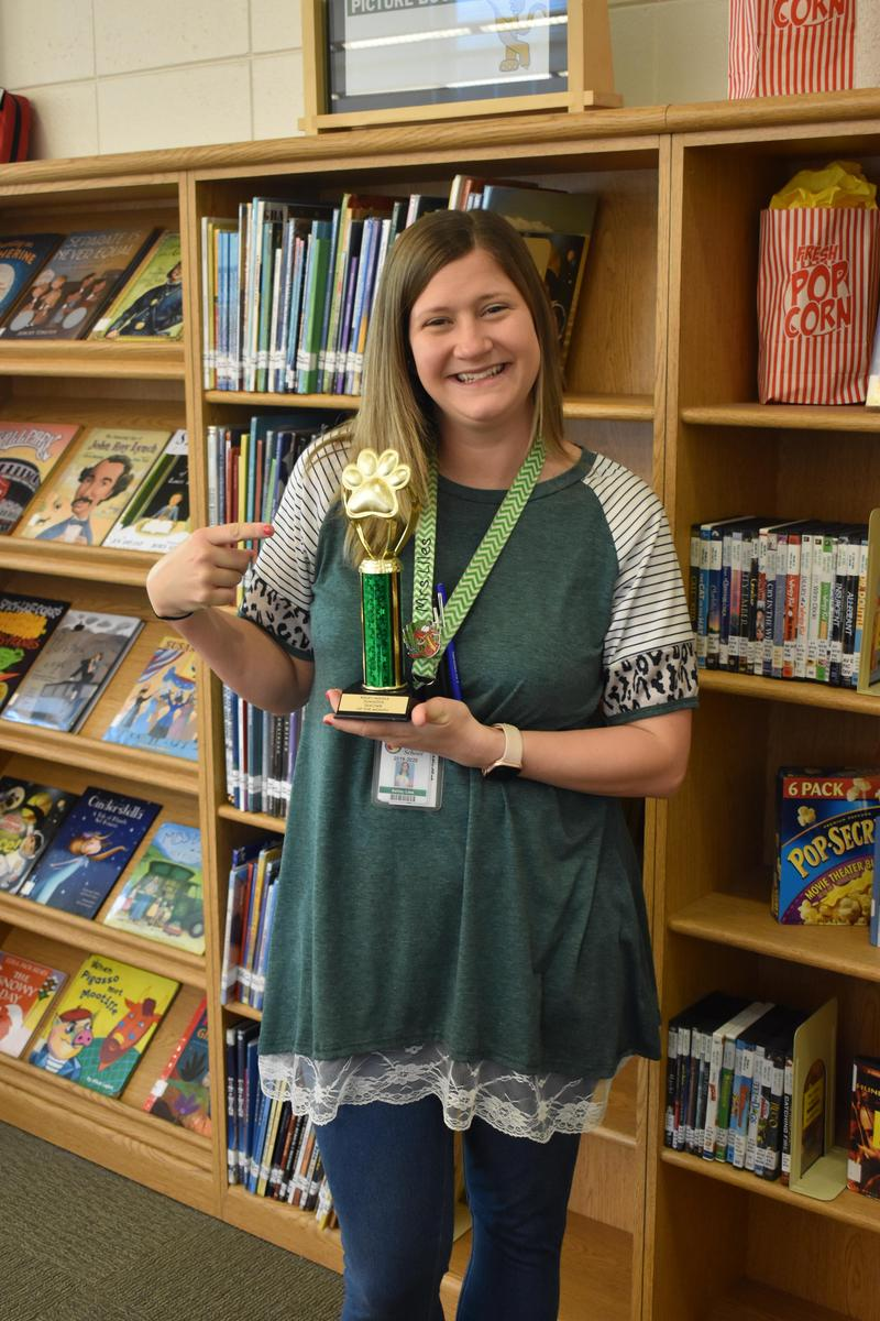 Pawsitive Teacher of the Month Featured Photo
