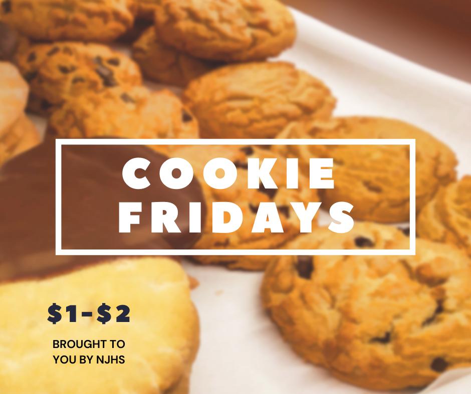 NJHS Cookies