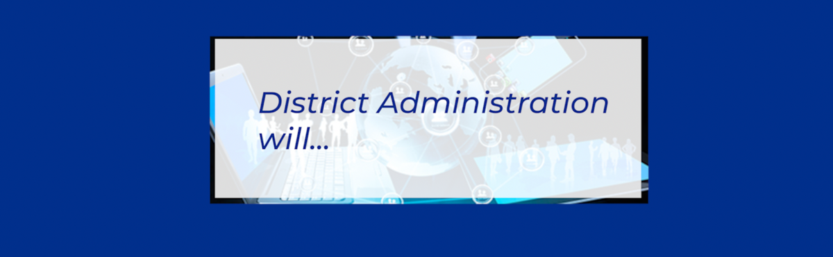 District Administration will