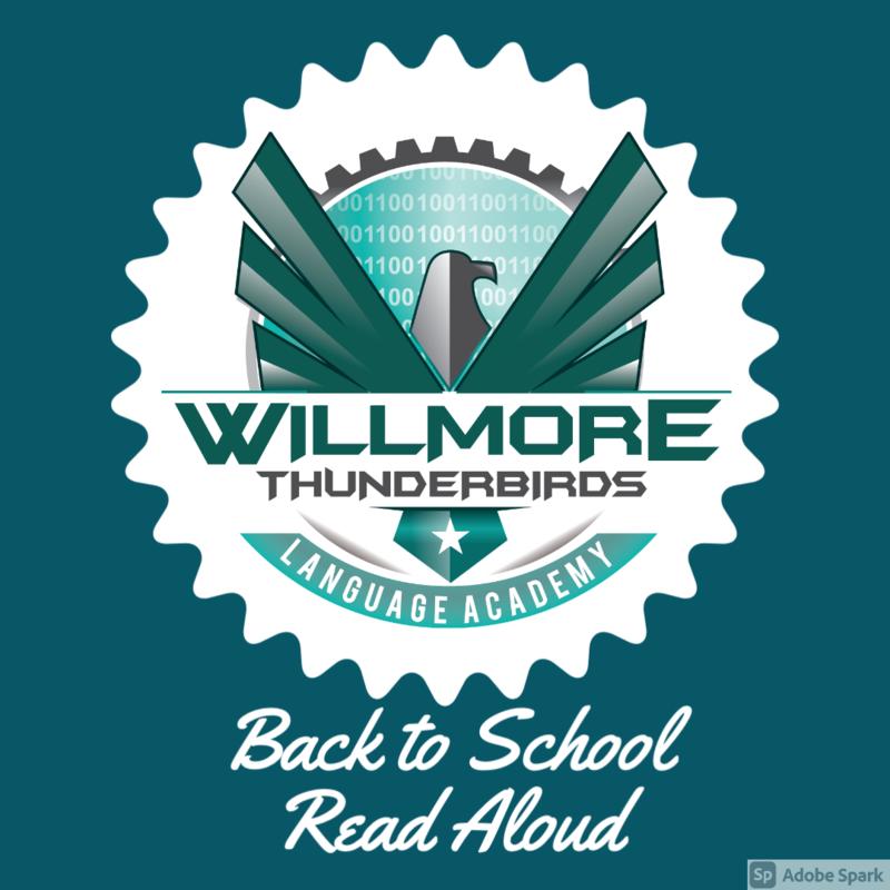 Back to School Read Aloud