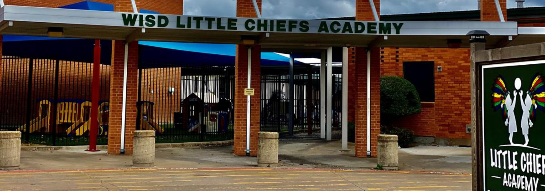 street view of Little Chiefs campus